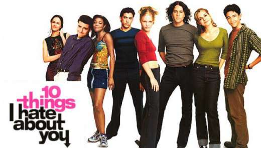 funny movie quotes - 10 Things I Hate About You movie poster image