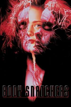 horror films anagrams - Body Snatchers horror movie poster