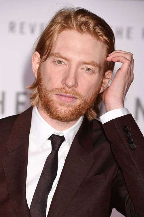 Domhnall Gleeson general hux star wars the rise of skywalker photo