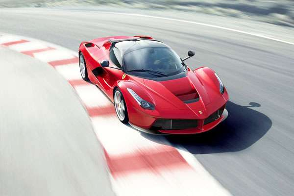 Ferrari LaFerrari car wallpaper
