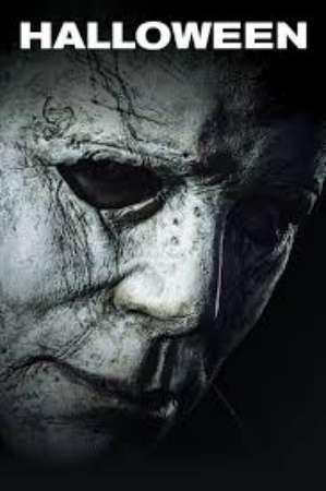 Halloween horror movie poster