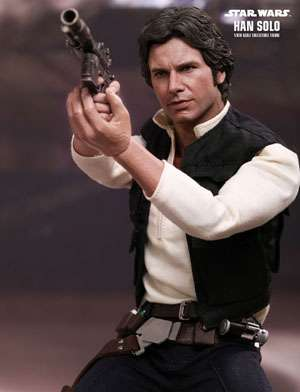 Han Solo star wars character pic