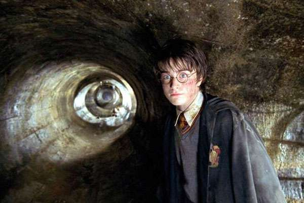 Harry Potter in the Chamber img - potterhead quiz