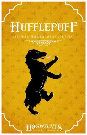what's your hogwarts house - Hufflepuff hogwart house of harry potter image