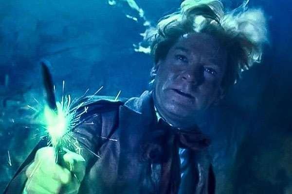 Lockhart Obliviate Harry and Ron's memory image - potterhead quiz