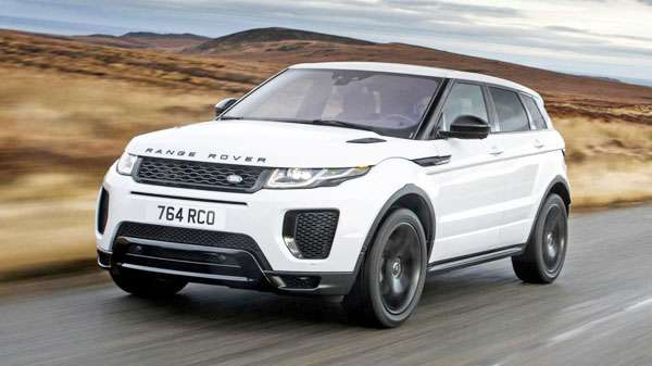 Range Rover Evoque car img
