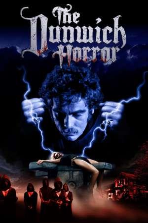 horror films anagrams - The Dunwich Horror movie poster jpg