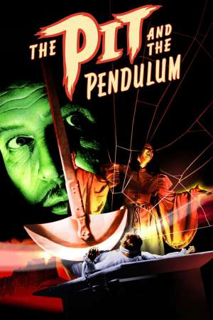 horror films anagrams - The Pit And The Pendulum horror film image