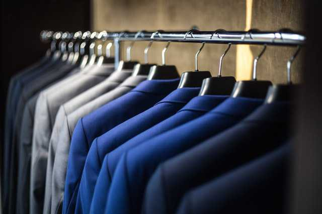 close-up-of-row-clothes