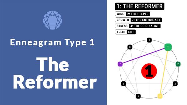 enneagram type 1 - enneagram personality test free img