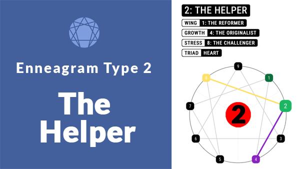 enneagram type 2 the helper