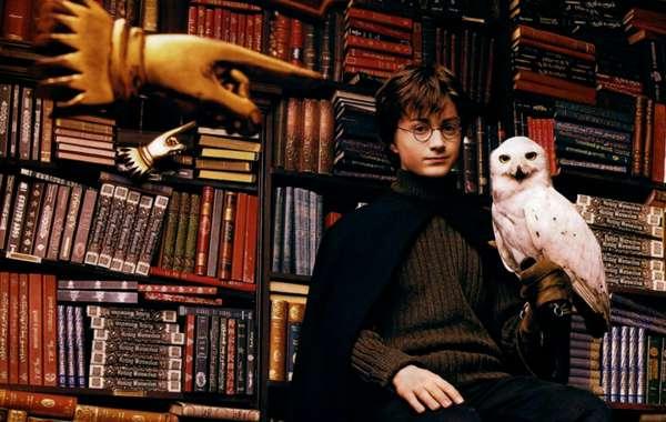 harry potter books library - potterhead quiz img