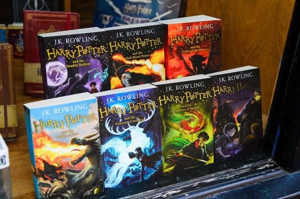 harry potter books store - potterhead quiz img