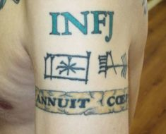 myers briggs personality test infj type image
