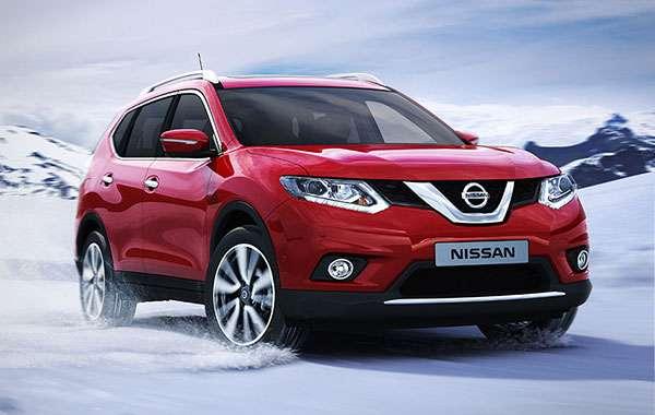 suv-Nissan-Rogue image