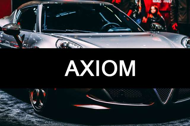AXIOM-car name photo