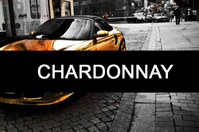 CHARDONNAY-car name photo