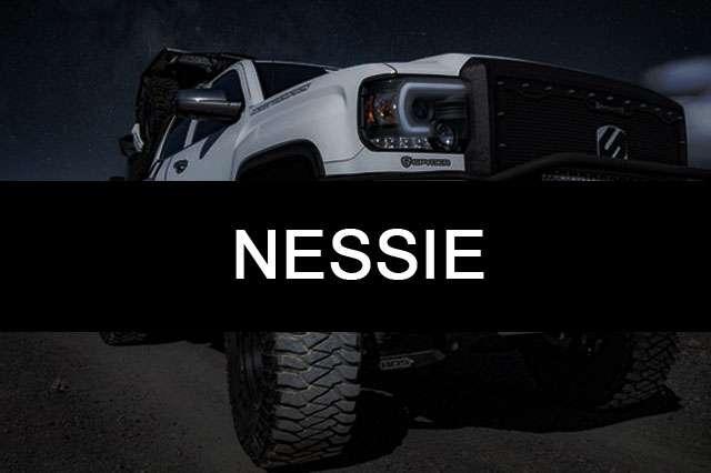 NESSIE-car name wallpaper