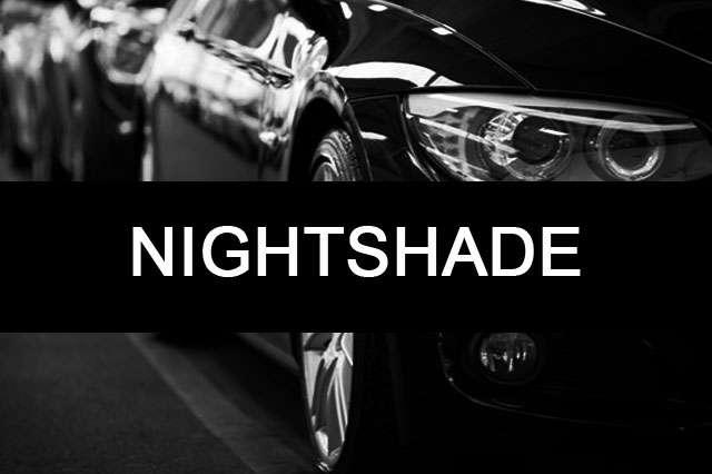 NIGHTSHADE--car