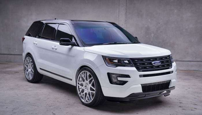 ford expedition 2020 image