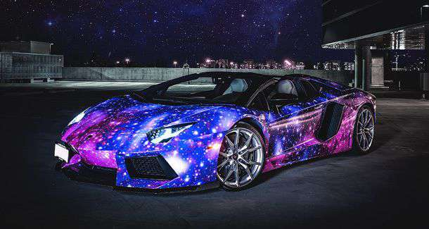 what to name my car quiz | exotic car image