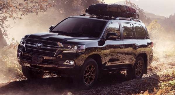 toyota land cruiser 2020 picture