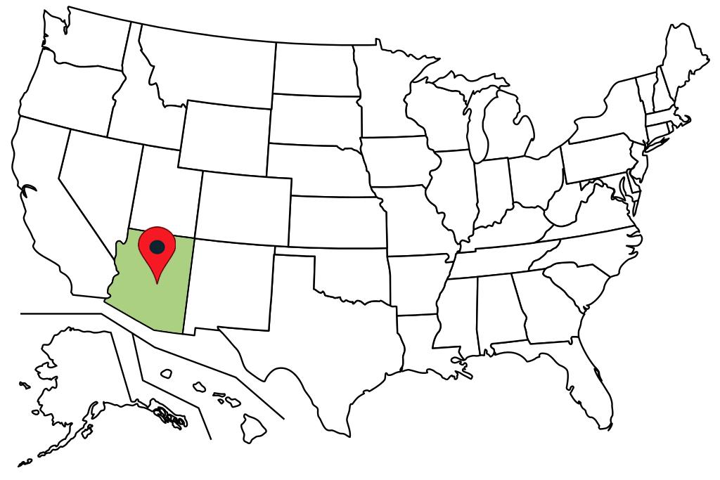 arizona-blank-map