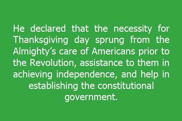 george-washington-thanksgiving-day proclamation img