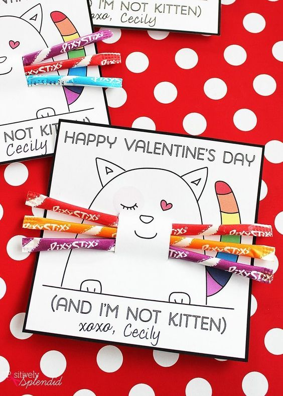 happy valentines day funny gift card image