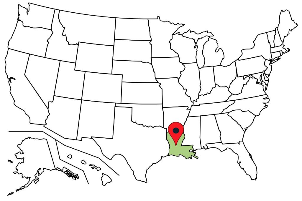 louisiana-blank-map