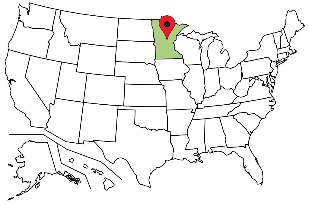 minnesota-blank-map