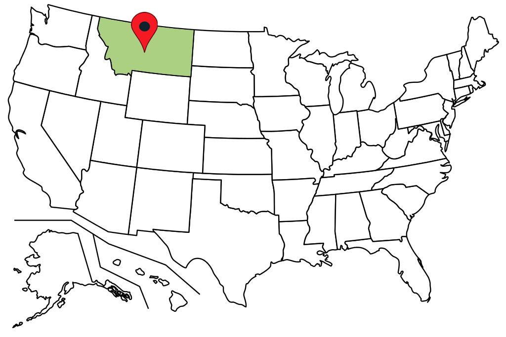 montana-blank-map