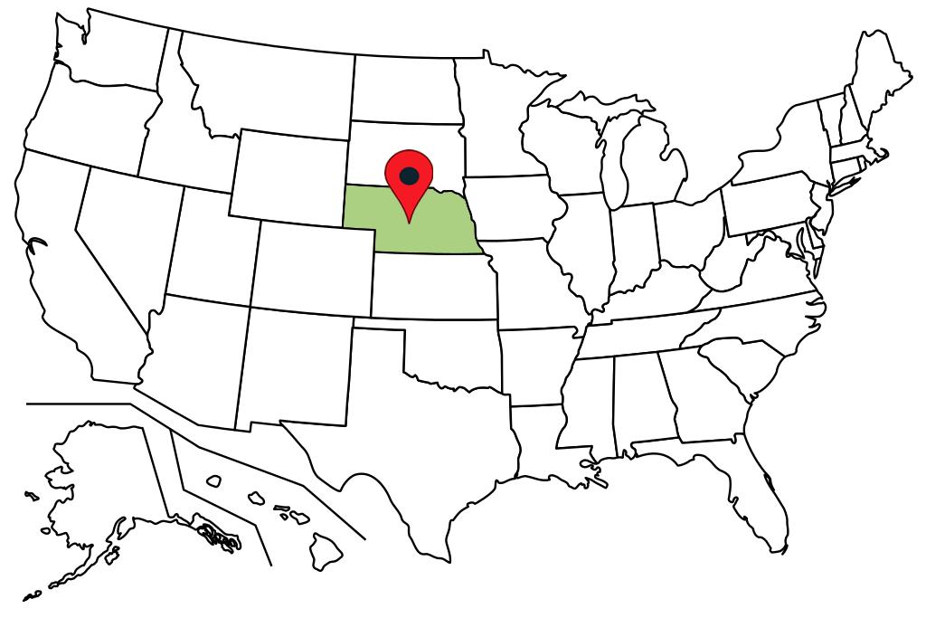 nebraska-blank-map