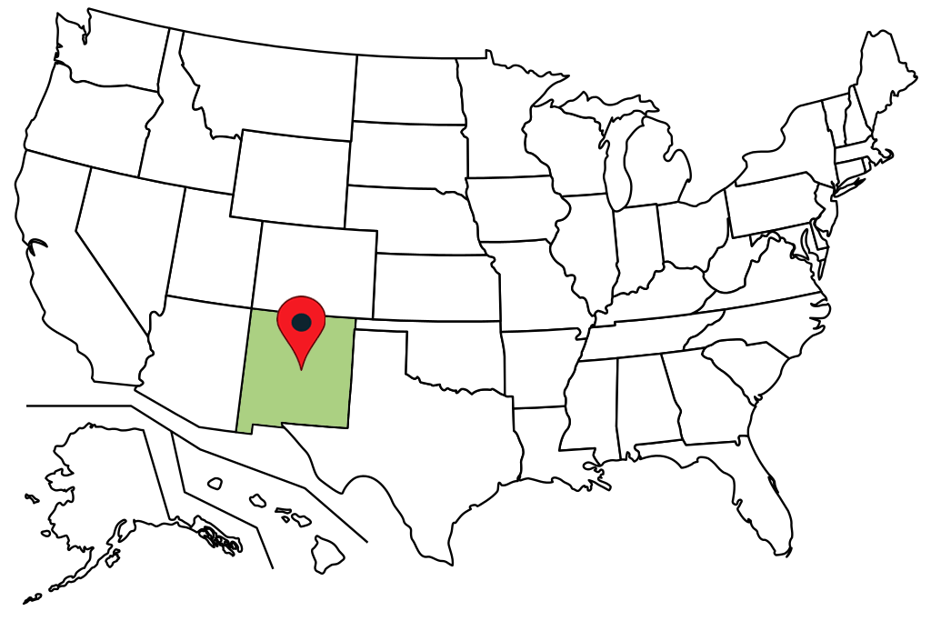 new-mexico-blank-map