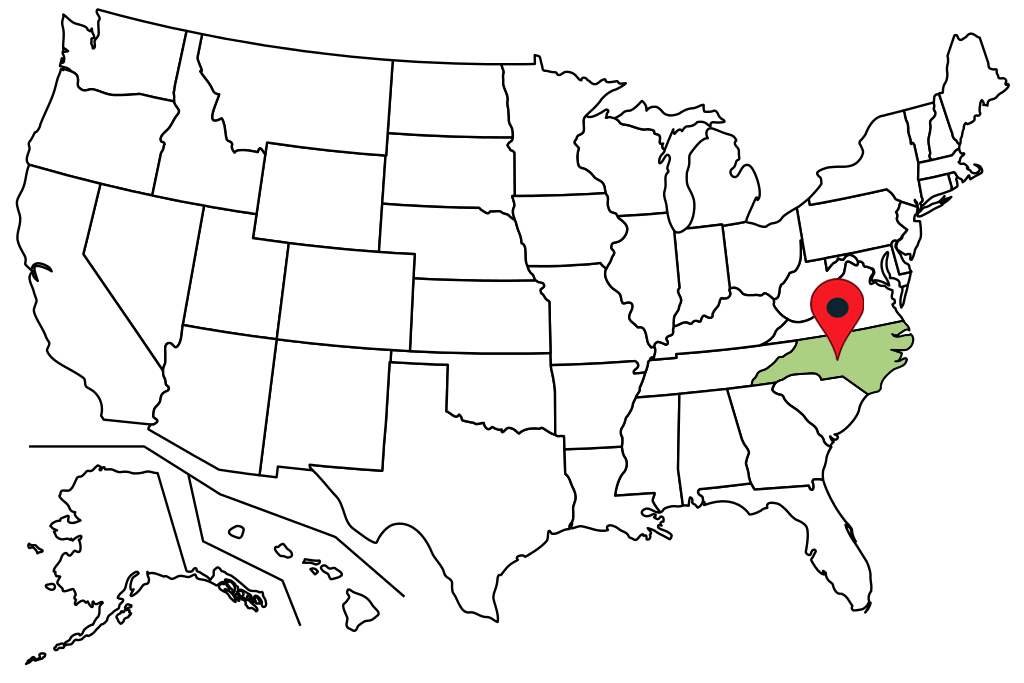 north-carolina-blank-map