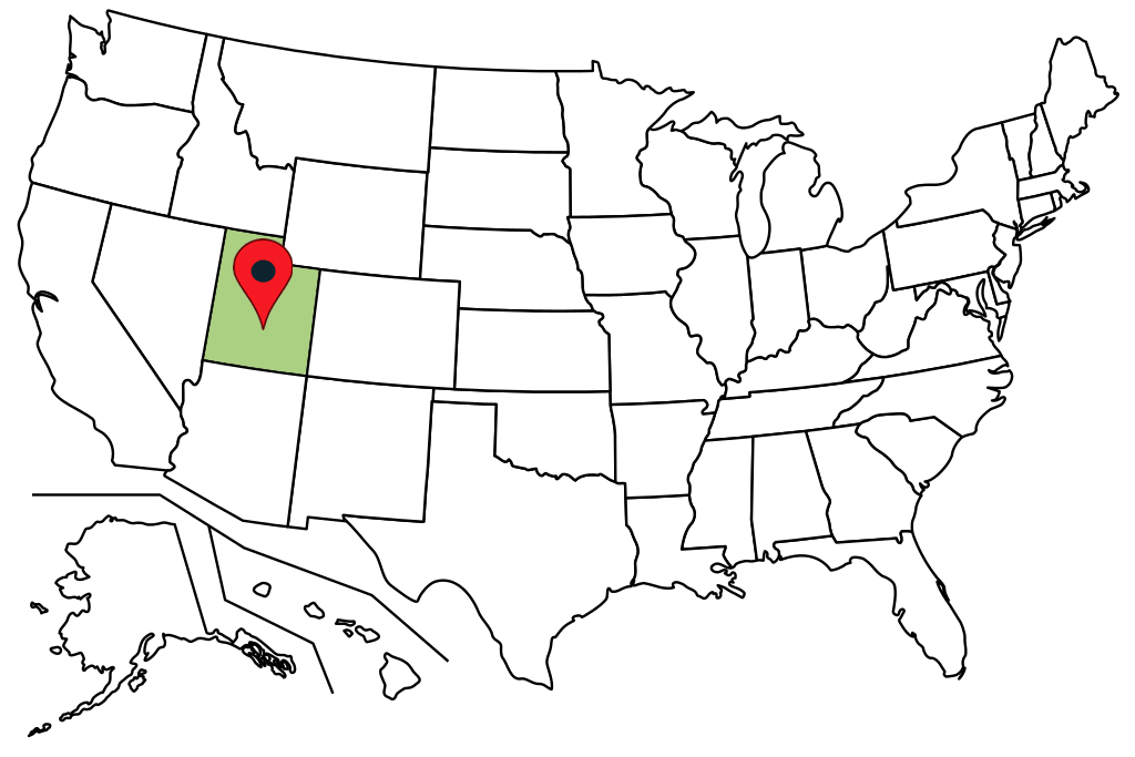 utah-blank-map
