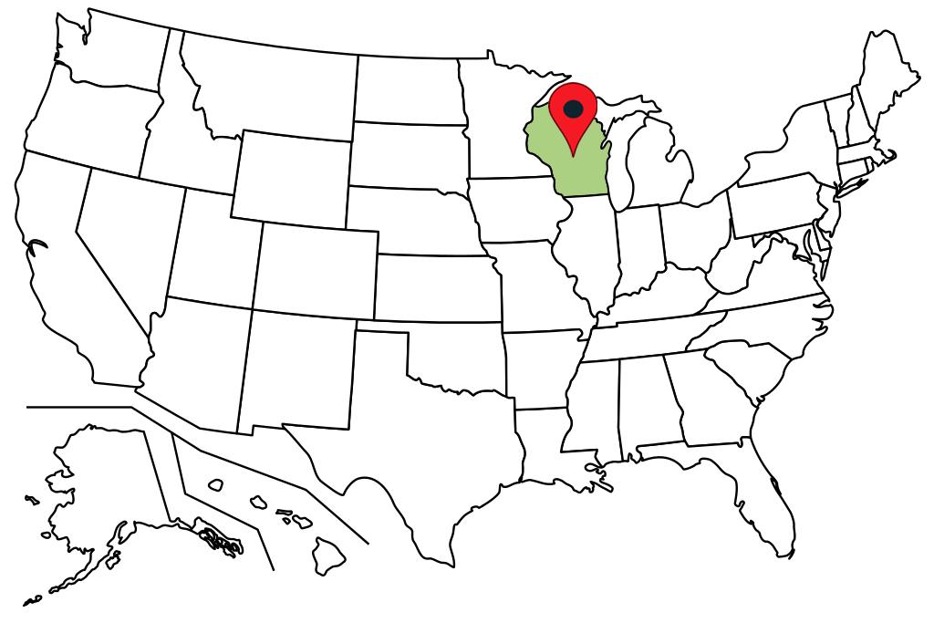 wisconsin-blank-map