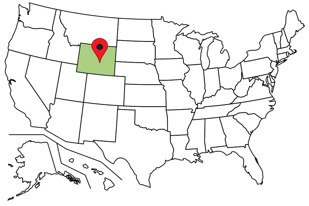 wyoming-blank-map