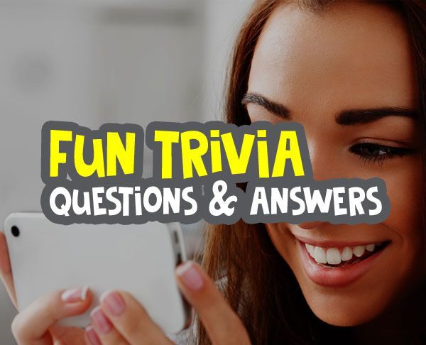 fun trivia questions and answers image