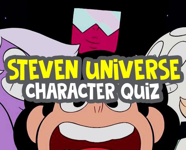 steven universe personality quiz image