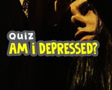 am-i-depressed-quiz - how depressed am i quiz image