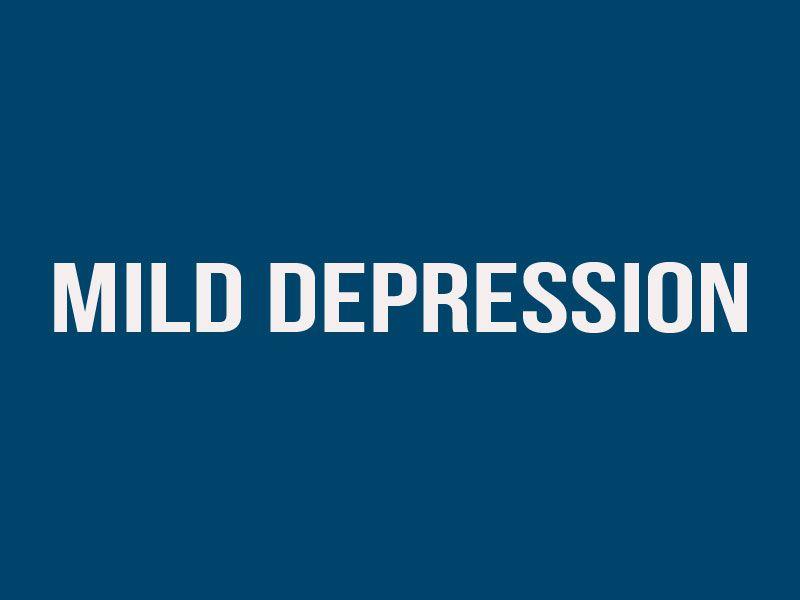 how depressed am i quiz - mild-depression result img