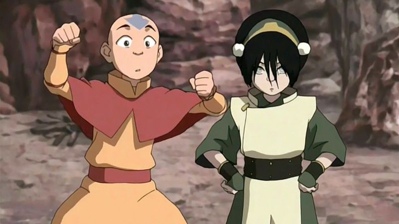 7 Avatar The Last Airbender - Bitter Work Flashback Review