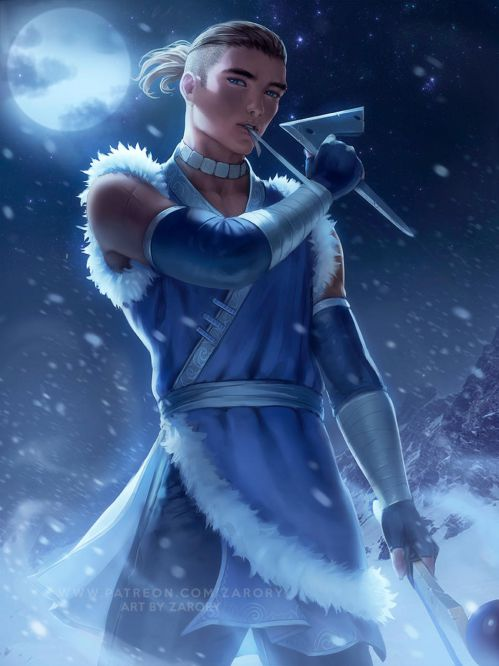 sokka avatar the last airbender